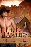 Cover for 'Red Hot Ranchers'