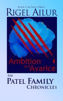 Cover for 'Ambition and Avarice'
