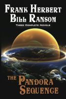 Cover for 'The Pandora Sequence'