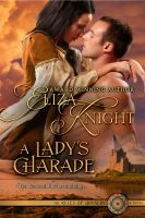 Cover for 'A Lady's Charade (Medieval Romance Novel)'