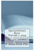 Cover for 'The LoveStats Blog  Volume 1: 2009'