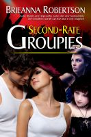 Cover for 'Second-Rate Groupies'