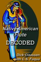 Cover for 'Native American Flute DECODED'
