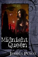 Cover for 'The Midnight Queen'