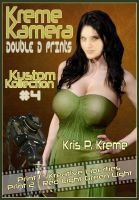 Cover for 'Double D Prints - Kustom Kollection #4'