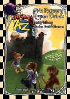 Cover for 'Heroes A2Z #14: Nursery Rhyme Crime'