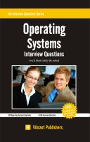 Cover for 'Operating Systems Interview Questions You'll Most Likely Be Asked'