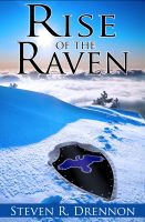 Cover for 'Rise of the Raven'