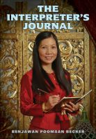 Cover for 'The Interpreter's Journal - Stories from a Thai and Lao Interpreter'