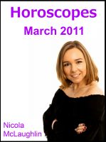 Cover for 'Horoscopes March 2011'