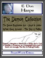 Cover for 'The Demon Collection'