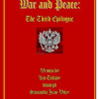 Cover for 'War and Peace: The Third Epilogue'