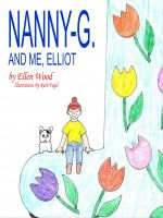 Cover for 'Nanny-G. and Me, Elliot'