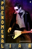 Cover for 'Phenomenal Liar'