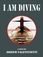 Cover for 'I Am Diving'