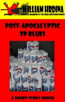 Cover for 'Post-Apocalyptic TP Blues'
