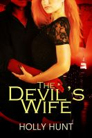 Cover for 'The Devil's Wife'