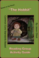 Cover for 'The Hobbit Reading Group Activity Guide'