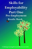 Cover for 'Skills for Employability Part One: Pre-Employment'