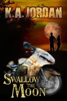 Cover for 'Swallow the Moon'