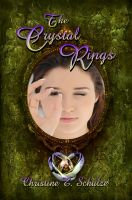 Cover for 'The Crystal Rings'