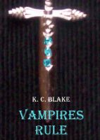 Cover for 'Vampires Rule'