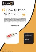 Cover for 'How to Price Your Products and Services'