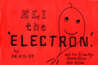 Cover for 'Eli the Electron'