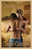Cover for 'Courage of the Heart'