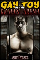 Cover for 'Gay Toy in the Roman Arena'