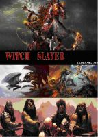 Cover for 'witch slayer'
