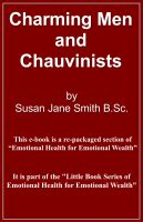 Cover for 'Charming Men and Chauvinists'