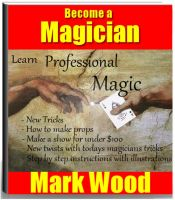 Cover for 'Become a Magician'
