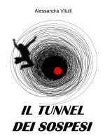 Cover for 'Il tunnel dei sospesi'