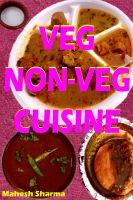 Cover for 'Veg, Non-Veg Cuisine'
