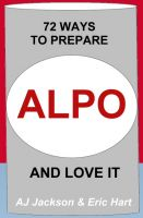 Cover for '72 Ways to Prepare ALPO and Love It'