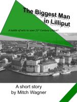 Cover for 'The Biggest Man in Lilliput'