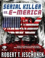 Cover for 'Serial Killer vs. E-Merica'