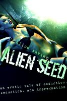Cover for 'Alien Seed'