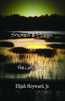 Cover for 'Stories and Poems of a Gullah Native'