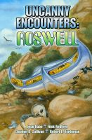 Cover for 'Uncanny Encounters: Roswell'