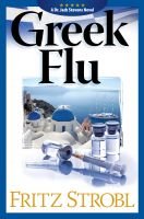 Cover for 'Greek Flu'