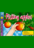 Cover for 'Picking apples'