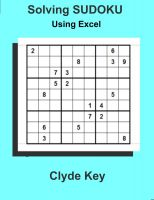Cover for 'Solving SUDOKU Using Excel'