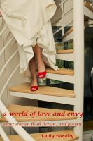 Cover for 'a world of love and envy'
