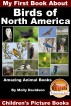My First Book About the Birds of North America - Amazing Animal Books - Children's Picture Books by Molly Davidson