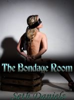 Cover for 'The Bondage Room: An Erotic BDSM Fantasy'