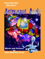 Cover for 'Astronaut Andy'