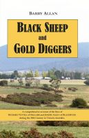 Cover for 'Black Sheep and Gold Diggers'