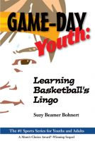 Cover for 'Game-Day Youth:  Learning Basketball's Lingo'